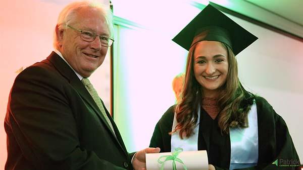 Victoria Tripi – Highest Academic Achiever