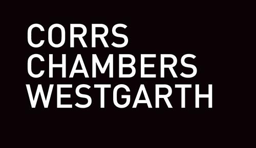 Corrs Chambers Westgarth logo_Black